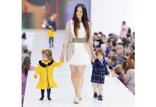 Dzieci zainspirowały ich do prowadzenia bloga. Pokazują dziecięcą modę i piszą o trudach wychowania