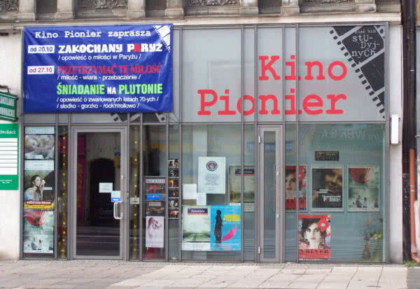 Kino Pionier, najstarsze kino na świecie nie bez powodu