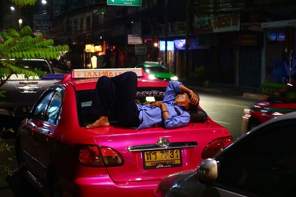 Street life prosto z Azji