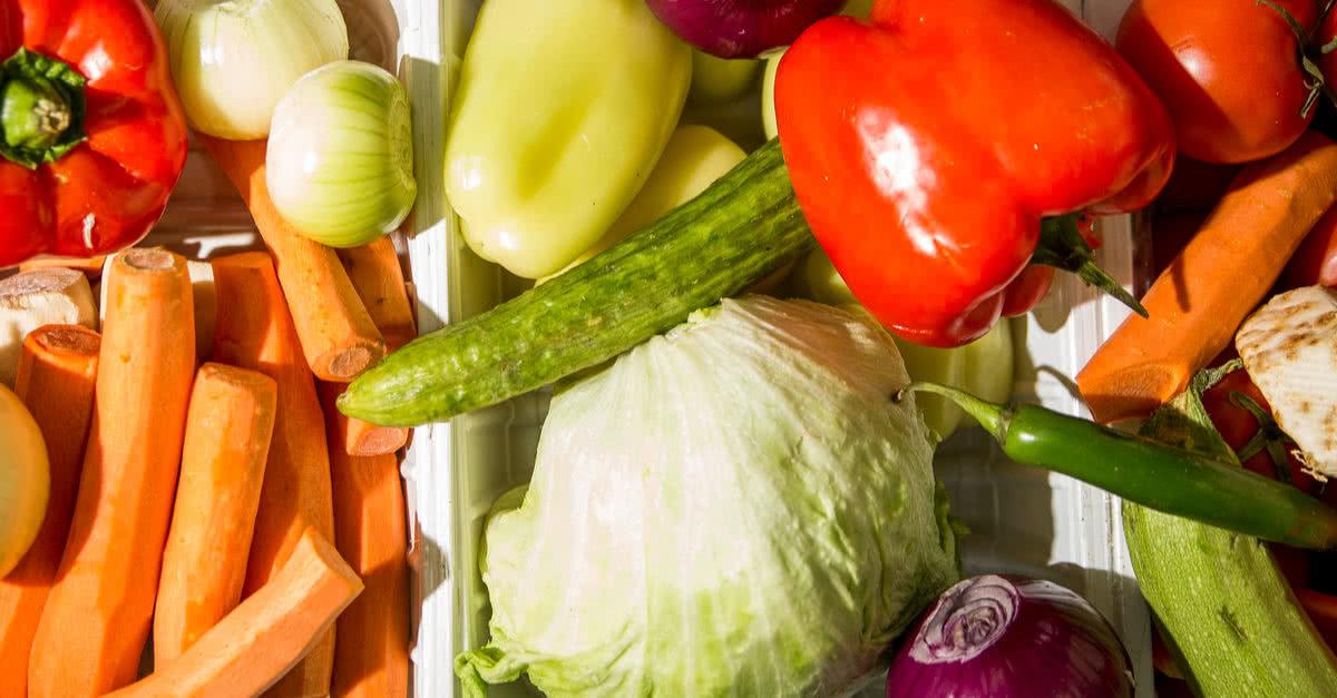 Dieta warzywna – zasady, efekty i jadłospis