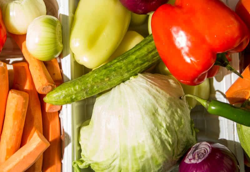 Dieta warzywna - zasady, efekty i jadłospis
