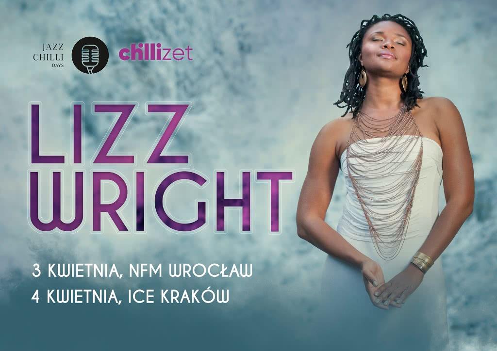 Koncert Lizz Wright w Polsce