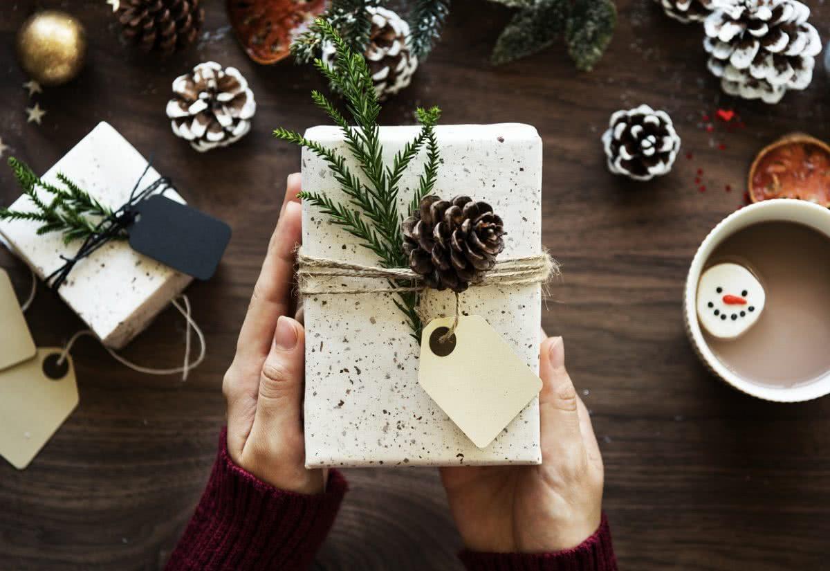 Pudełka na prezenty nie muszą być banalne