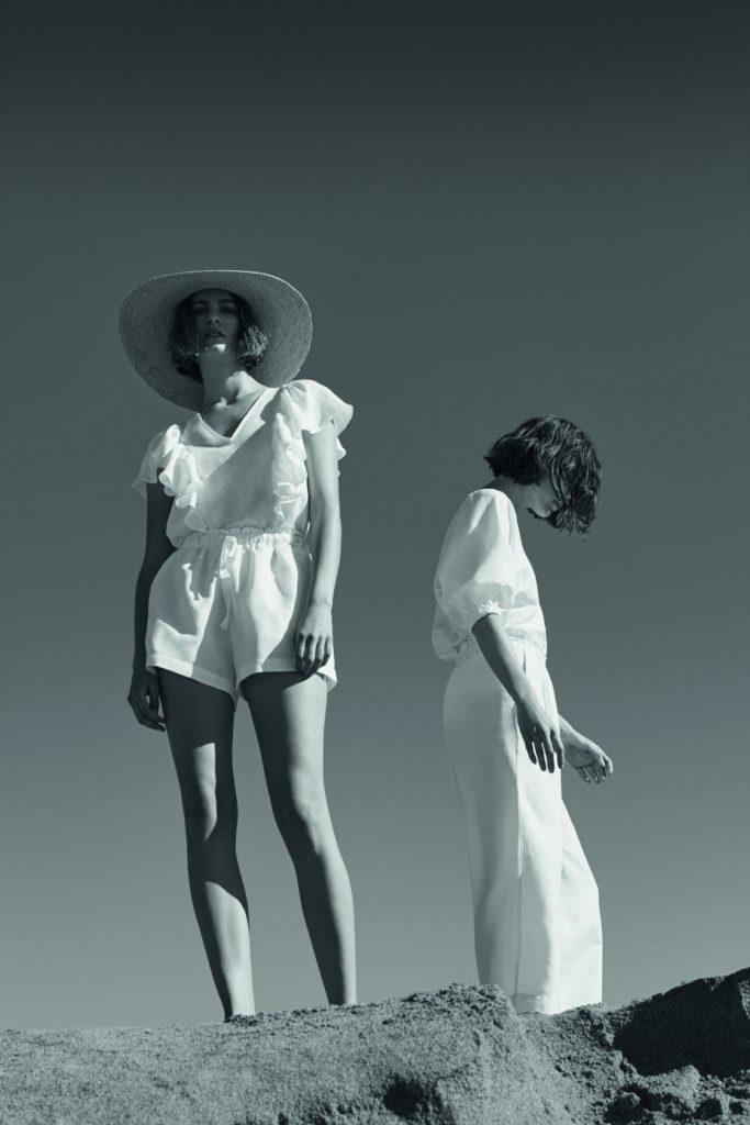 moda plażowa lat 80-tych