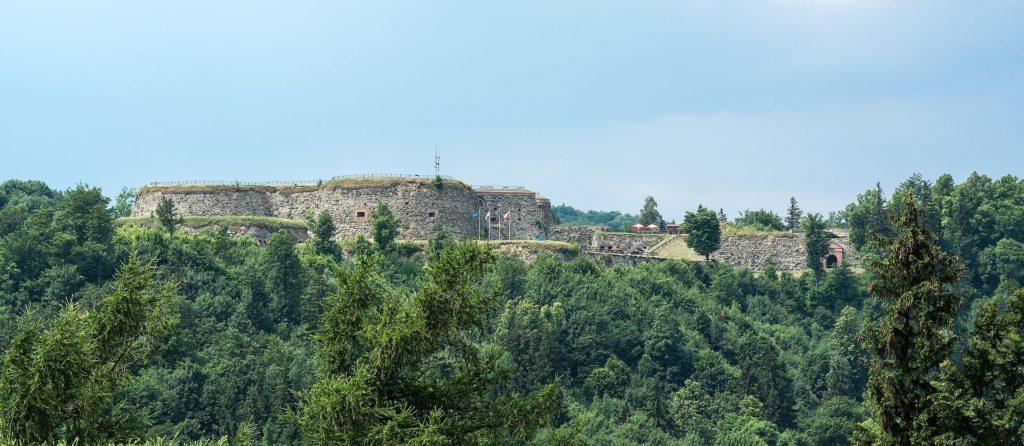 Twierdza Srebrnogórsk