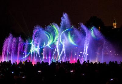 Majówka w Warszawie i inauguracyjny pokaz w Parku Fontann
