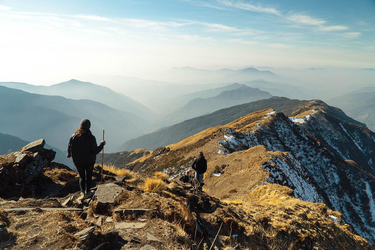 Najlepsze buty w góry – komfortowy hiking