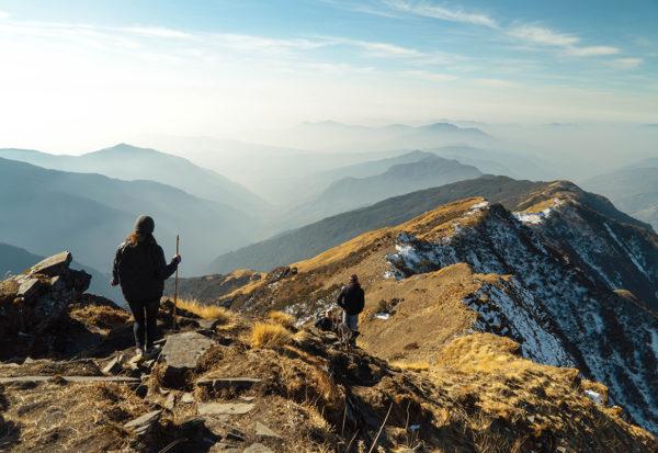 Najlepsze buty w góry - komfortowy hiking