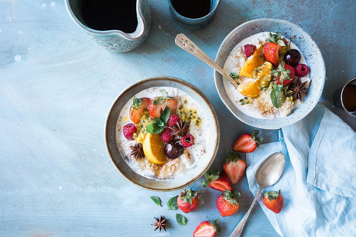 5 szybkich sposobów na dietetyczne śniadanie