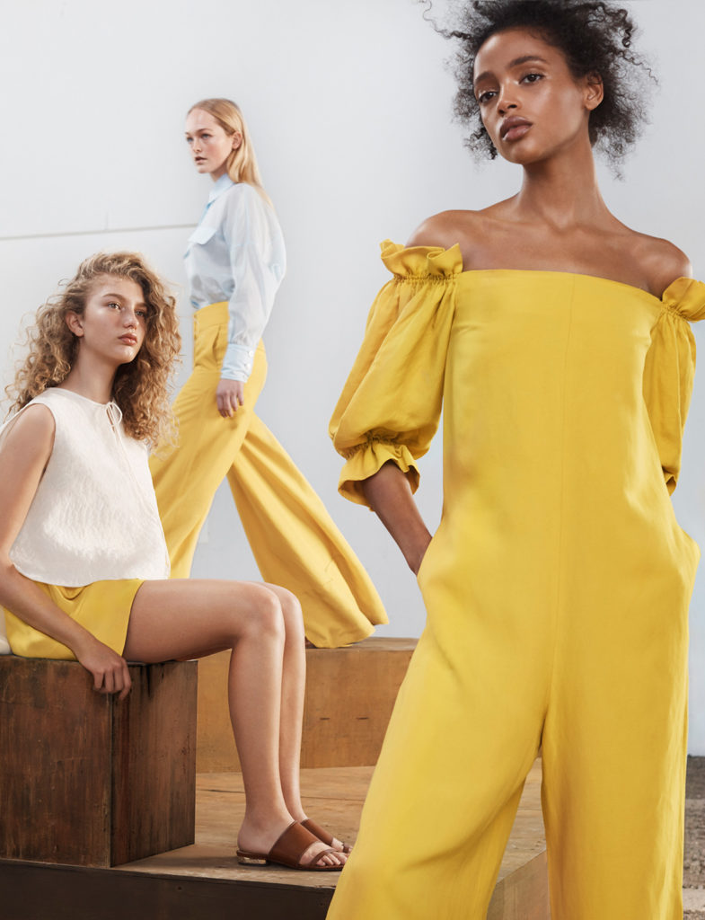 Damska kolekcja Massimo Dutti - Wiosna Lato 2018