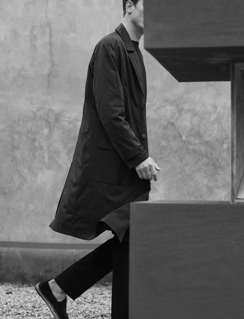 Męska kolekcja - Massimo Dutti 2018