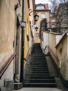 Urokliwe uliczki Warszawy
