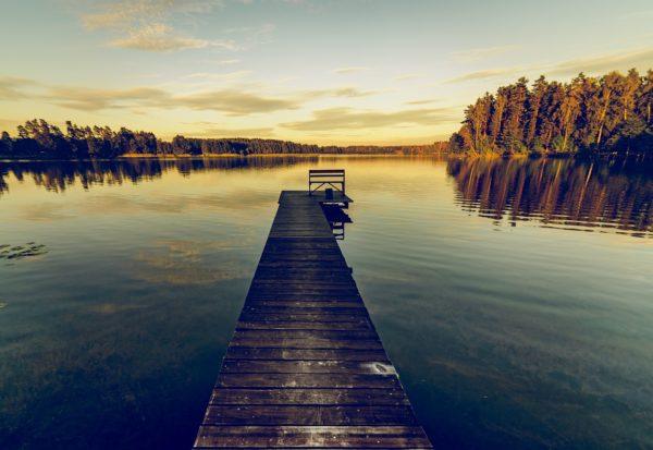 Wakacje nad jeziorem w Polsce - jakie wybrać?