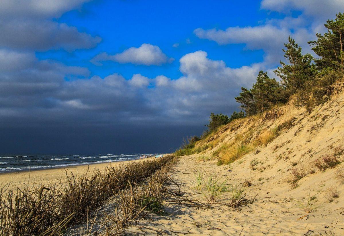 10 najlepszych miejscowości na udany pobyt nad morzem