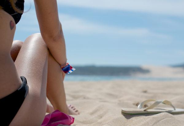 W czym na plażę? 5 modnych stylizacji!