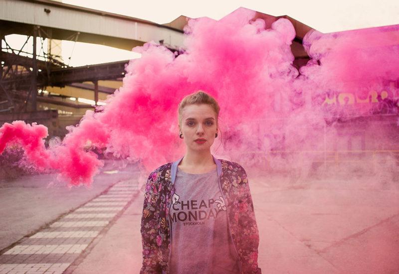 Think Pink! - Różowe stylizacje na lato