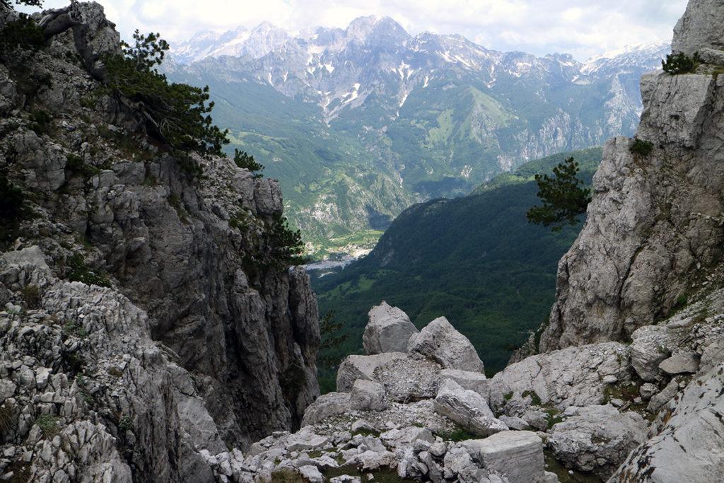 Góry przeklęte, północ Albanii