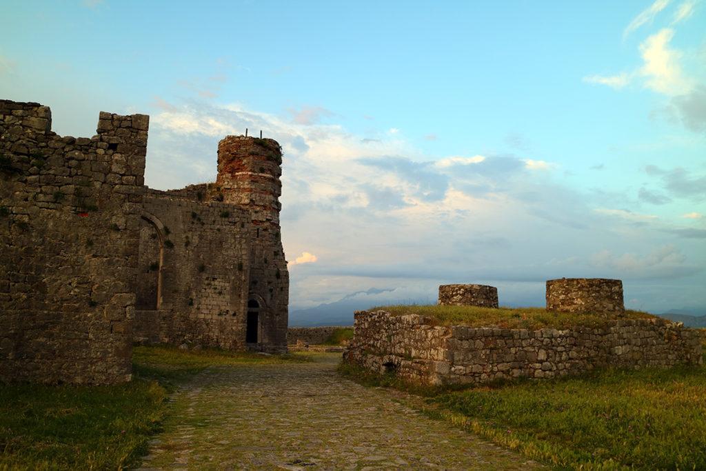 Zamek w Szkodrze