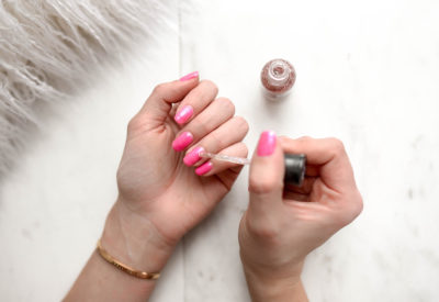 Pielęgnacja łamliwych paznokci