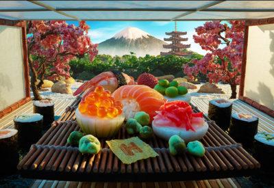 Lokalne jedzenie przyciąga turystów - zyskują na tym m.in. Rzym, Tokyo i Paryż