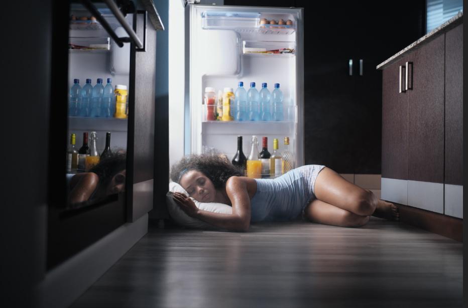 2d12b50a38eed3 5 sposobów na dobry sen w upalne noce | iWoman.pl