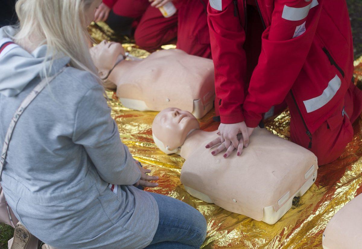 Resuscytacja dziecka – podstawowe informacje