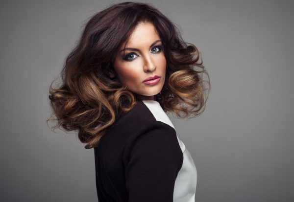 Pianka (nie tylko) na objętość włosów