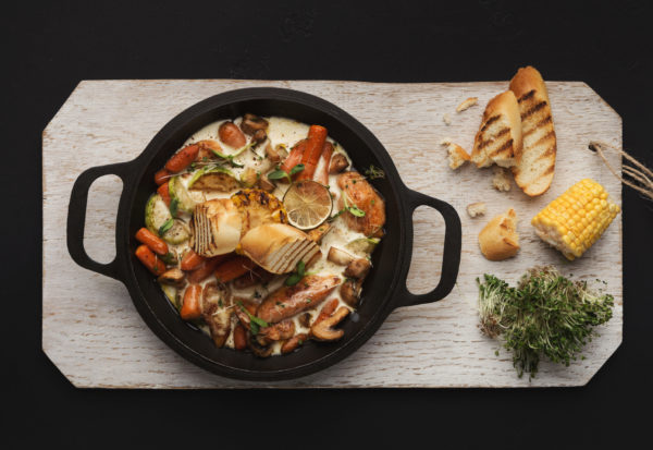 Ratatouille czy Eintopf? Potrawy jednogarnkowe, czyli sposób na szybkie i smaczne gotowanie