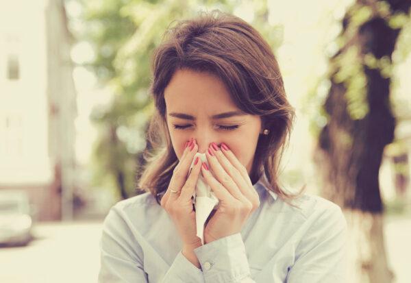 Wiosenne przeziębienie czy alergia - jak odróżnić?