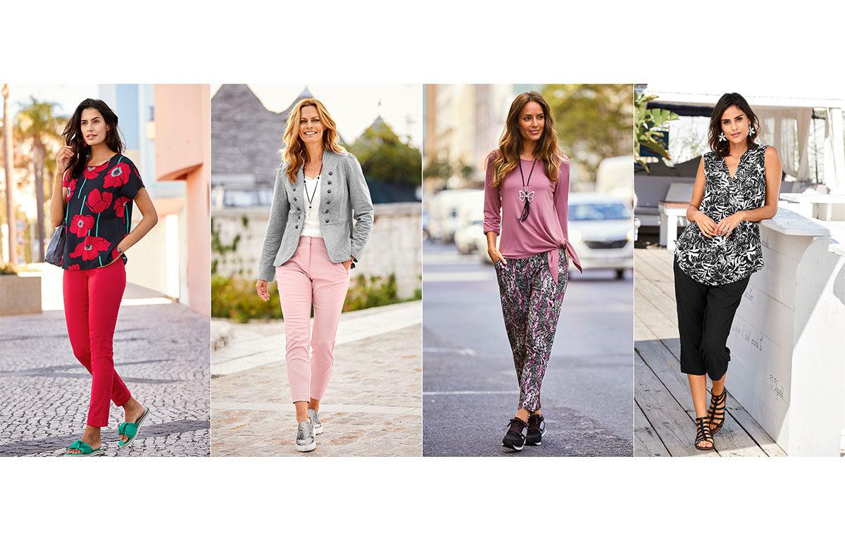 Spodnie damskie – jak znaleźć model dla siebie?