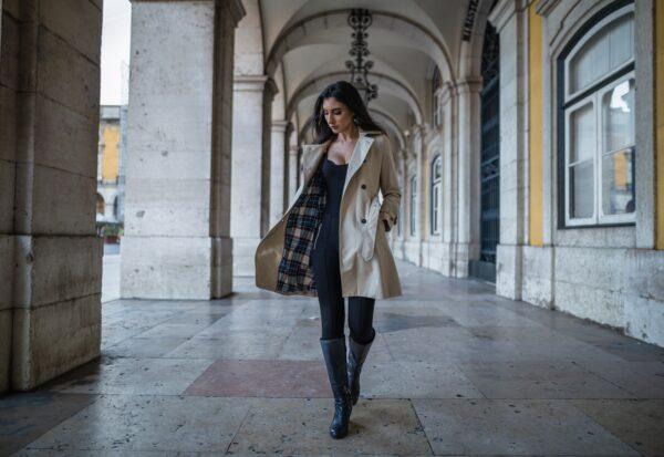 Płaszcze damskie do eleganckich stylizacji – modele, które sprawdzą się najlepiej