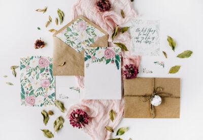 Najnowsze trendy w zakresie zaproszeń ślubnych
