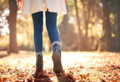 Suchą stopą przez jesień. Postaw na sznurowane półbuty i botki!