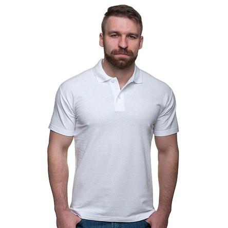 Koszulka polo męska do kreatora nadruków