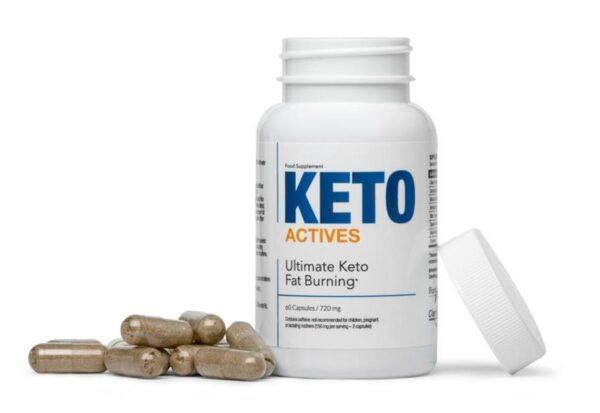 Keto Actives - suplement nie tylko do keto diety: opinie i skład tabletek