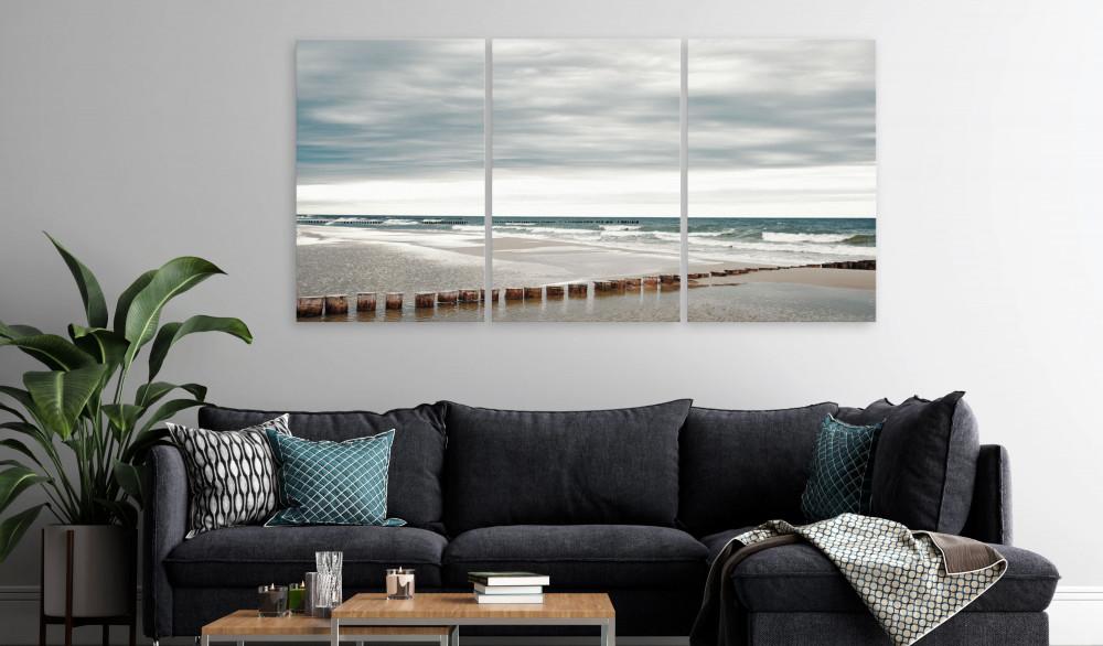 Obrazy marynistyczne – ściana w morskim stylu