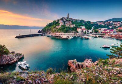 5 wysp Chorwacji, na które warto się wybrać na wakacje