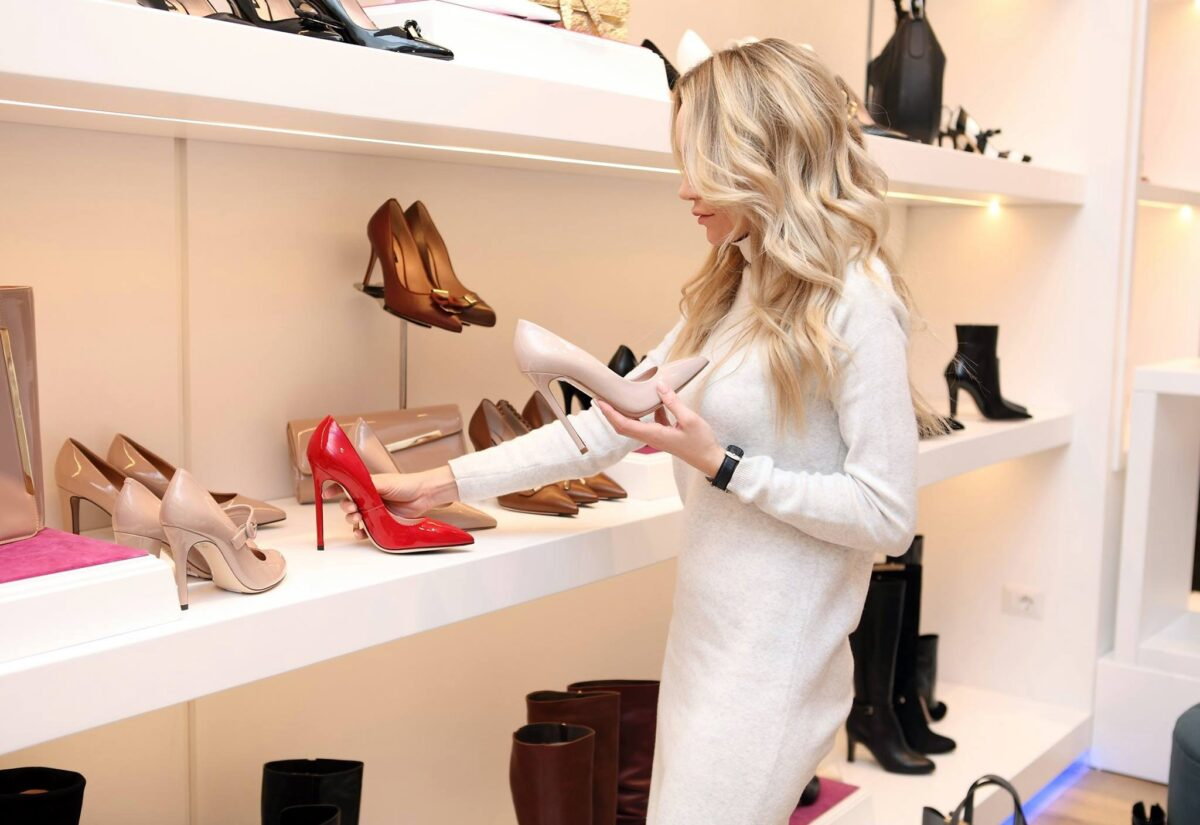 Christiana Louboutina – klasyczne buty