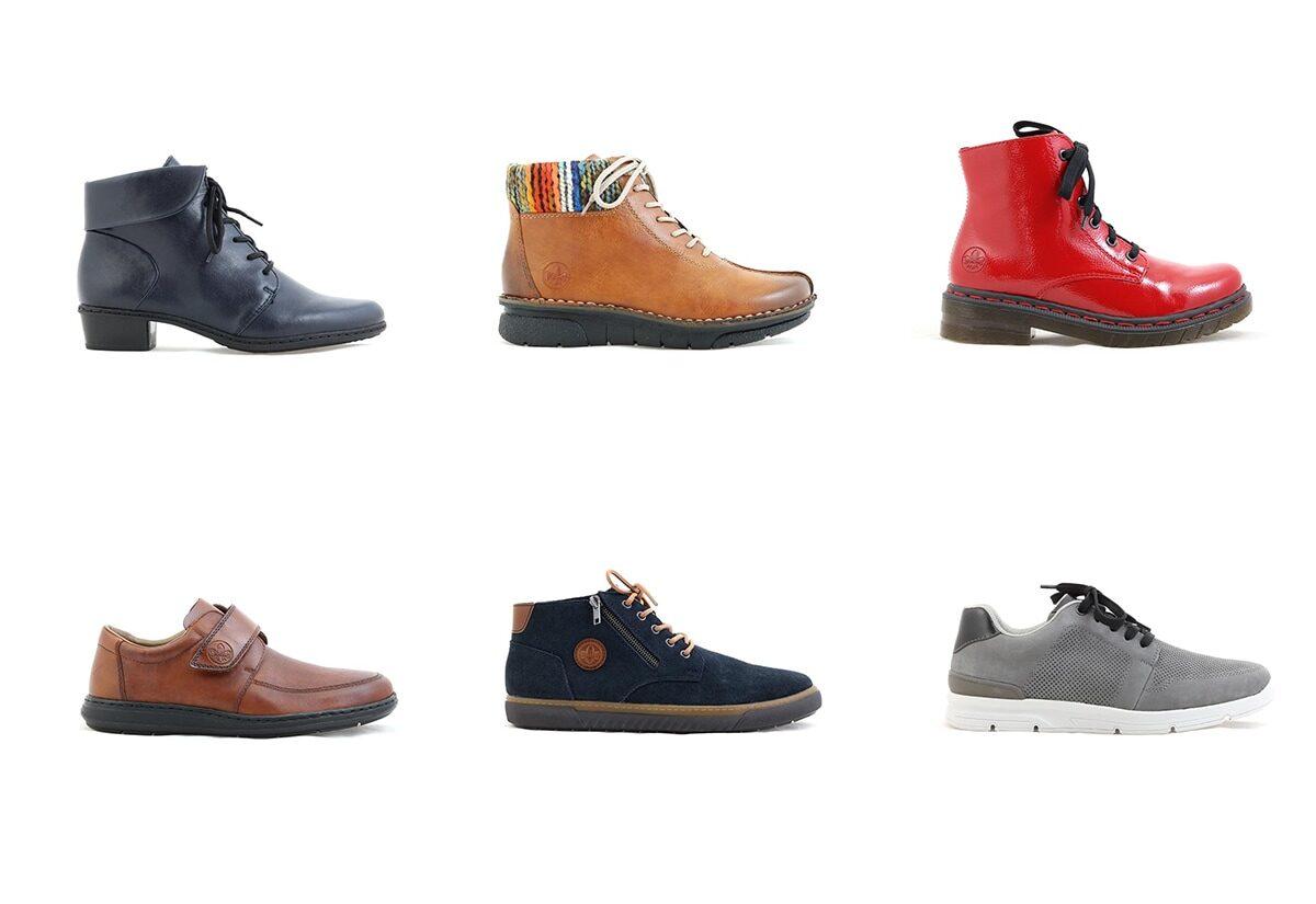 Rieker – co to za firma i jakie buty produkuje?