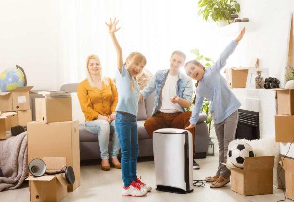 Czym powinien charakteryzować się wydajny oczyszczacz powietrza?