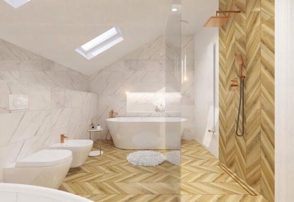 Stylowa łazienka. Jakie są obecne trendy?