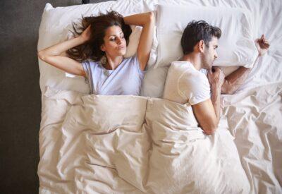 Co zrobić jak partner chrapie