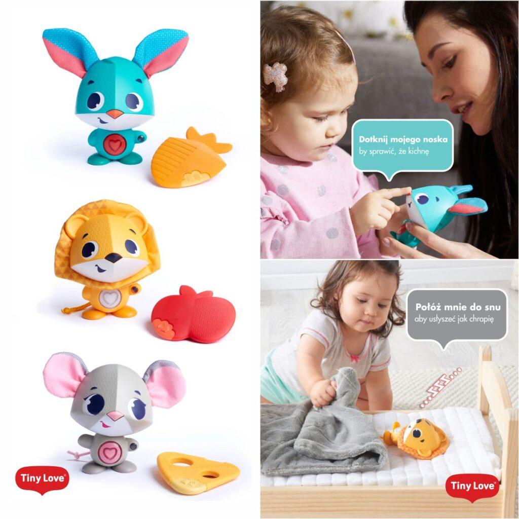 zabawki interaktywne