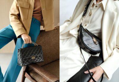 Jak i z czym nosić torebkę listonoszkę?