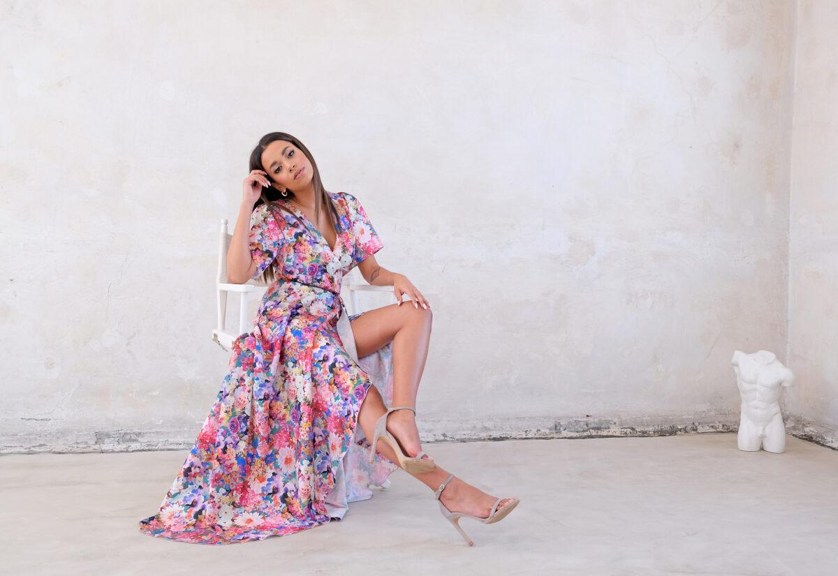 Wiosenne sukienki na wesele od polskiej marki Mosquito