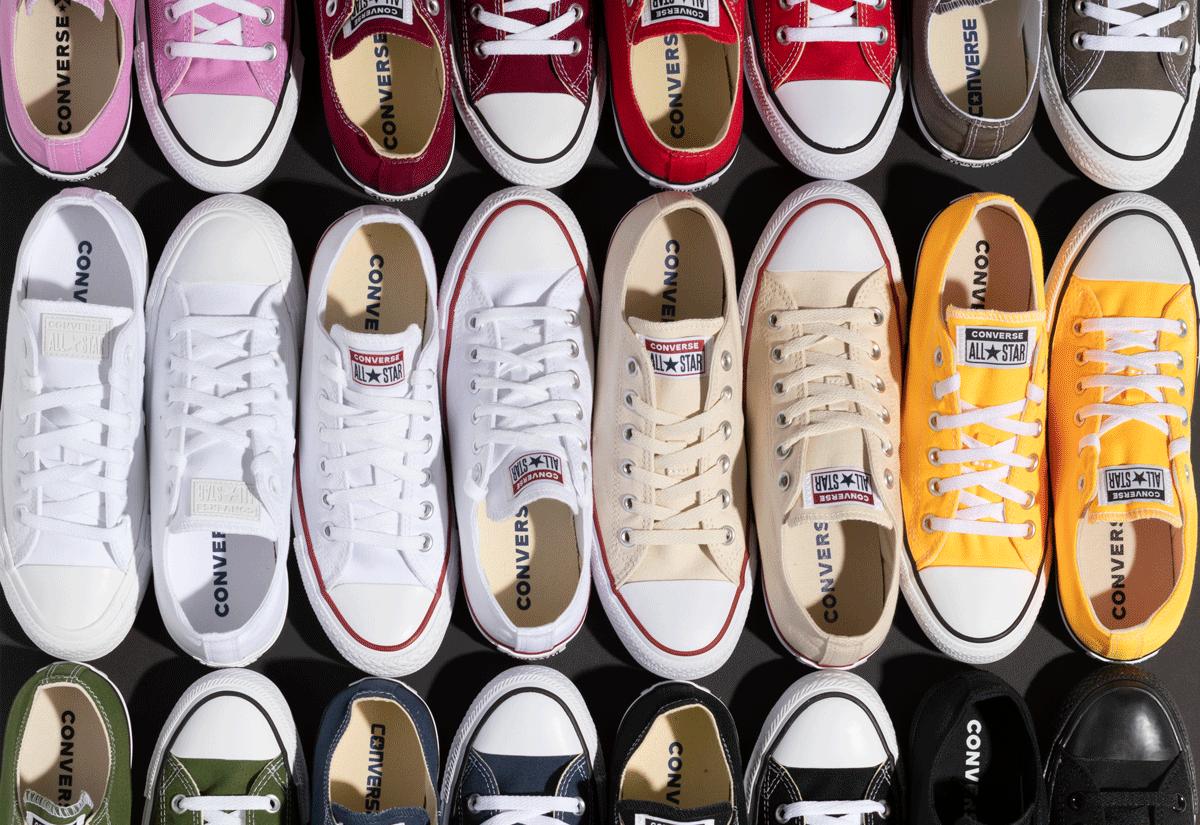 Converse – marka, obok której nie przejdziesz obojętnie