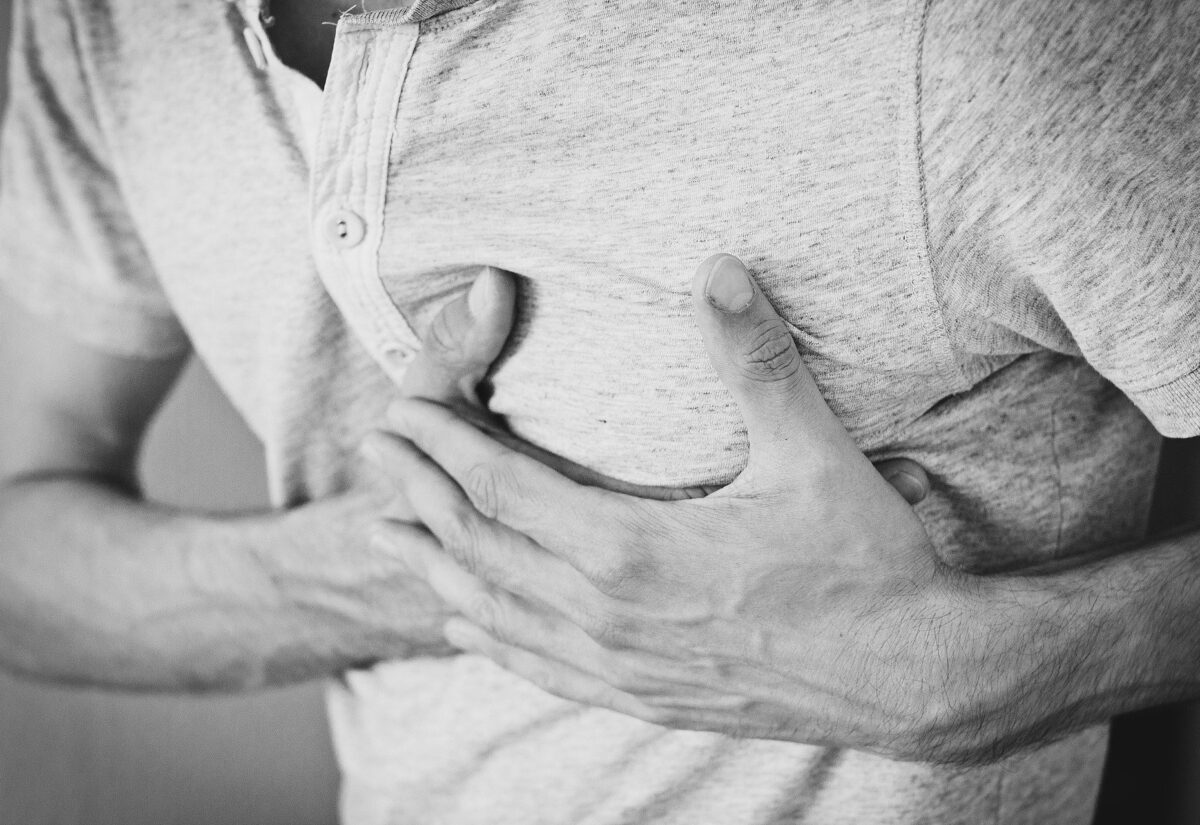 Symptomy groźnych chorób serca