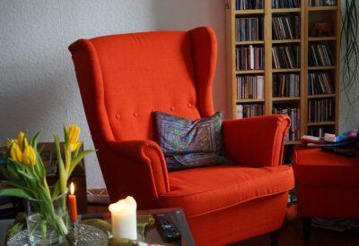 Drugie imię relaksu, czyli fotel do salonu