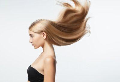 Przedłużanie włosów na nano ringi