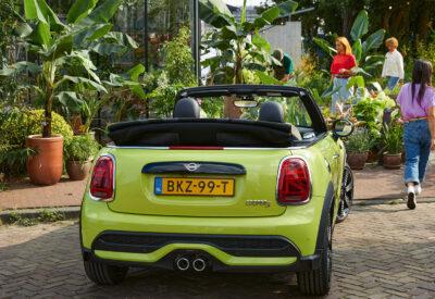 Must have sezonu wiosna-lato – nowe MINI Cabrio